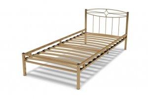 Кровать металлическая Юнга - Мебельная фабрика «Гайвамебель»