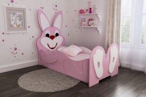 Кровать Зайка - Мебельная фабрика «Лилель»