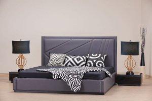 Кровать Жардин со строчкой - Мебельная фабрика «Маск»