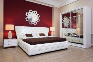 Кровать Жасмин - Мебельная фабрика «Маск»