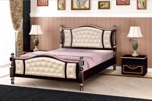 Кровать Жасмин - Мебельная фабрика «Bravo Мебель»
