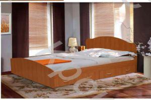Кровать с ящиками - Мебельная фабрика «Крокус»