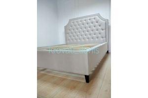 Кровати Milisa в каретной стяжке - Мебельная фабрика «Danis»
