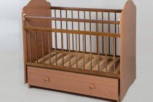 Кроватка Сафаня №5 - Мебельная фабрика «Сафаня»