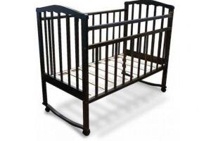 Кроватка детская Золушка 1 - Мебельная фабрика «AvtoBaby»