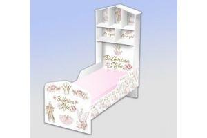 Кроватка-домик Балерина - Мебельная фабрика «Рим»