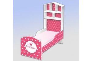 Кроватка-домик Корона - Мебельная фабрика «Рим»