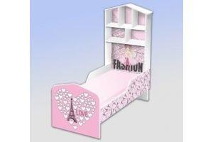 Кроватка-домик Париж - Мебельная фабрика «Рим»