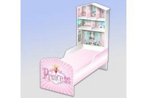 Кроватка-домик Принцесса - Мебельная фабрика «Рим»