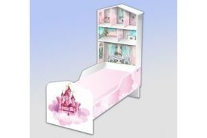Кроватка-домик Замок - Мебельная фабрика «Рим»