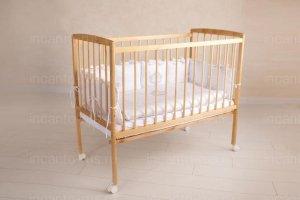 Кроватка Incanto Golden baby - Мебельная фабрика «AvtoBaby»