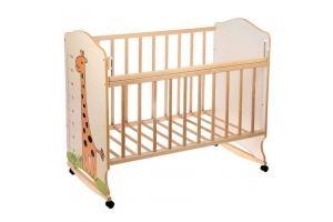 Кроватка детская Морозко - Мебельная фабрика «AvtoBaby»