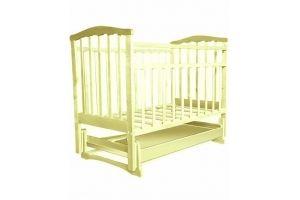 Кроватка Золушка 4 маятник поперечный - Мебельная фабрика «AvtoBaby»