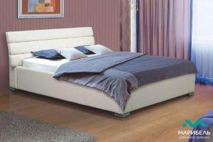 Кровать Мальта 1600 - Мебельная фабрика «МАРИБЕЛЬ»