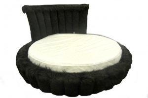 Круглая кровать - Мебельная фабрика «Ритм»