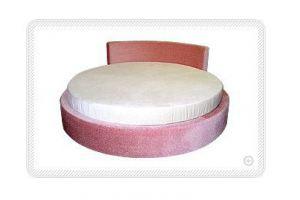 Круглая кровать Верона - Мебельная фабрика «Софт»