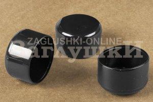 Заглушка круглая наружная Ø48 мм Артикул K48 - Оптовый поставщик комплектующих «Заглушки»