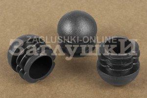 Заглушка круглая сферическая Ø40 мм Артикул 40СЧК - Оптовый поставщик комплектующих «Заглушки»