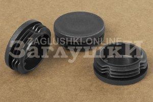 Заглушка круглая внутренняя Ø45 мм Артикул ILT45 - Оптовый поставщик комплектующих «Заглушки»