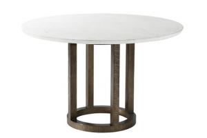 Круглый обеденный стол Гермоза - Импортёр мебели «Theodore Alexander»