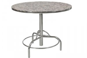 Круглый стол Трио - Мебельная фабрика «GlassArt»