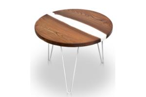 Круглый журнальный стол 12 - Мебельная фабрика «Ardoni»
