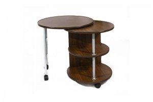 Круглый журнальный столик СТ-22 - Мебельная фабрика «Профмебель»