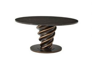 круговой обеденный стол Twist - Импортёр мебели «Theodore Alexander»