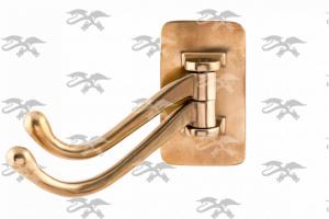 Крючок для одежды Ф3160а - Оптовый поставщик комплектующих «Калежа»