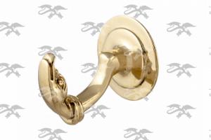 Крючок мебельный Ф637 - Оптовый поставщик комплектующих «Калежа»