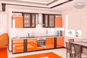Кухонный гарнитур Крюшон - Мебельная фабрика «Экспо-мебель»