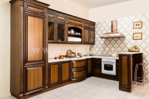 Кухня классика  Фортуна (Итальянская линейка) - Мебельная фабрика «Энгельсская (Эмфа)»