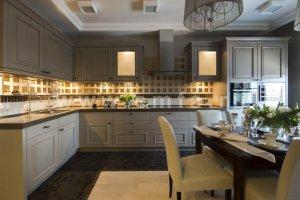 Кухня классика  Оливия (Неоклассика) - Мебельная фабрика «Энгельсская (Эмфа)»