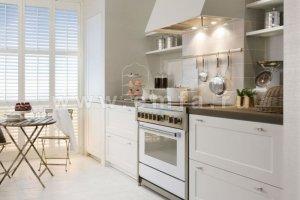 Кухня модерн  Loft (Скандинавский стиль) - Мебельная фабрика «Энгельсская (Эмфа)»