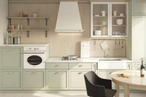 Кухня 002 прямая - Мебельная фабрика «Ре-Форма»