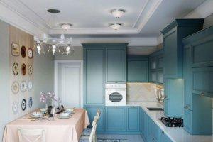Кухня 010 в классическом стиле - Мебельная фабрика «Ре-Форма»
