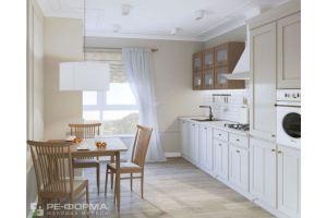 Кухня 014 прямая - Мебельная фабрика «Ре-Форма»