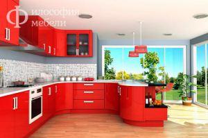 КУХНЯ №11 - Мебельная фабрика «Философия мебели»
