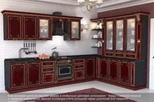 Кухня Эпоха - Мебельная фабрика «Континент-мебель»