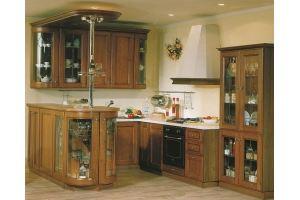 П-образный кухонный гарнитур - Мебельная фабрика «СИМАРТ»