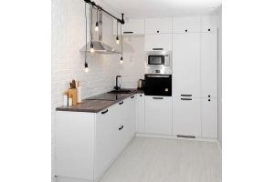 Кухня белая - Мебельная фабрика «Элна»