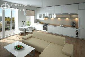 КУХНЯ №3 - Мебельная фабрика «Философия мебели»