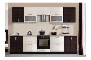 Кухня 3 м прямая - Мебельная фабрика «Ваша мебель»