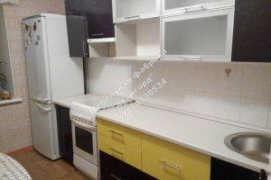Кухня 41 с фасадами пластик - Мебельная фабрика «Авангард»