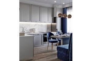 Кухня 6  Неоклассика - Мебельная фабрика «КухниСтрой+»