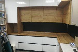 Кухня AGT угловая - Мебельная фабрика «Элна»
