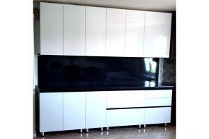 Кухня эмаль и АГТ - Мебельная фабрика «А-Элита»