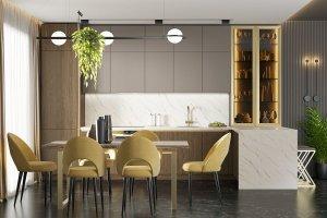 Кухня Альба - Мебельная фабрика «ВерноКухни»