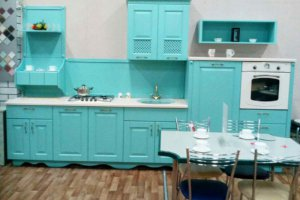 Кухня Александра из  массива - Мебельная фабрика «Rits»