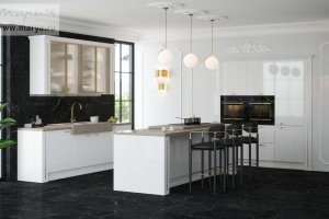 Кухня Allure МДФ - Мебельная фабрика «Мария»